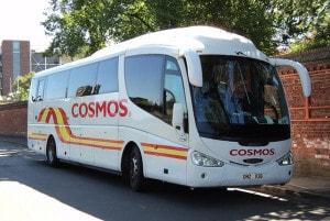 cosmos bus